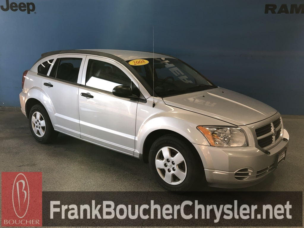 Pre-Owned 2008 Dodge Caliber SE