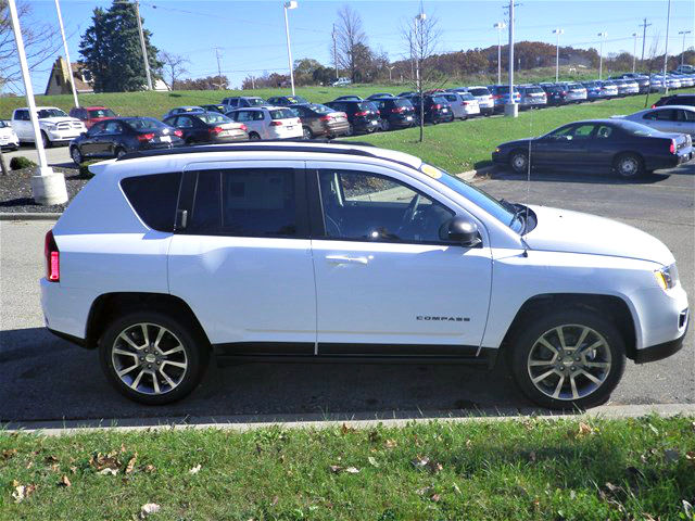 New Jeep Compass Sport Suv In The Milwaukee Area