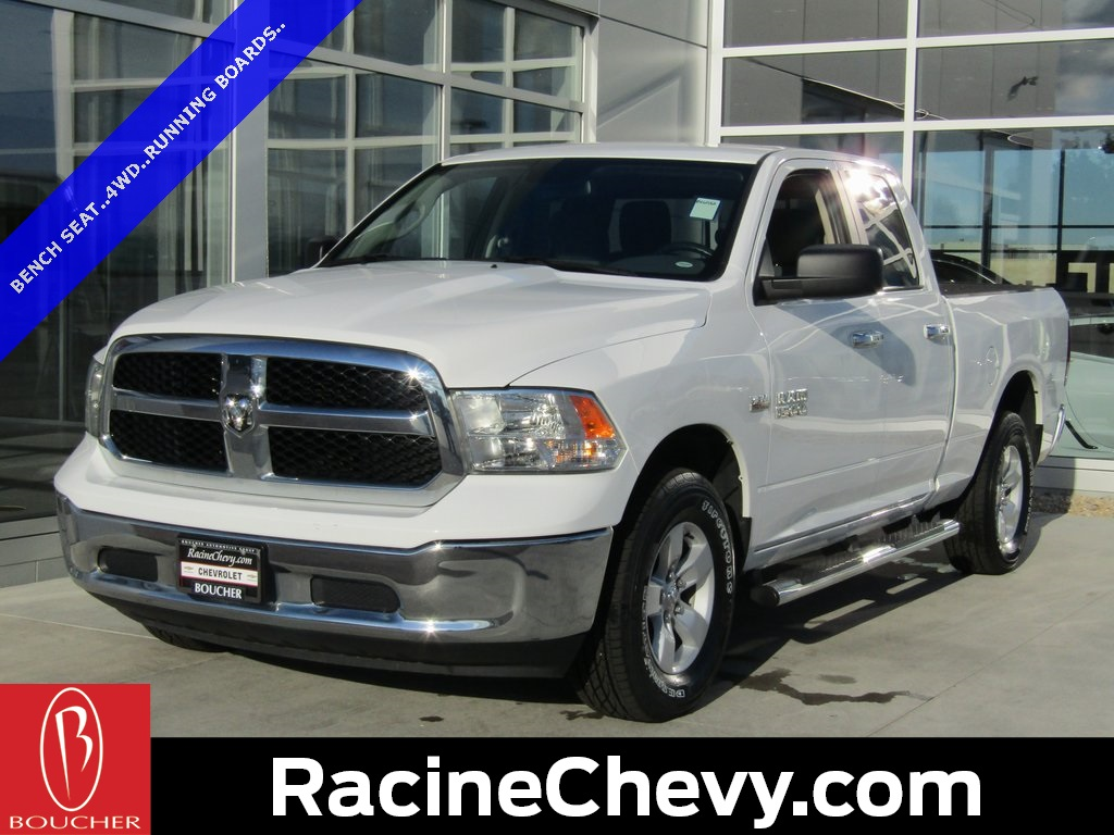 2016 Ram 1500 >> Pre Owned 2016 Ram 1500 Slt 4wd 4d Extended Cab