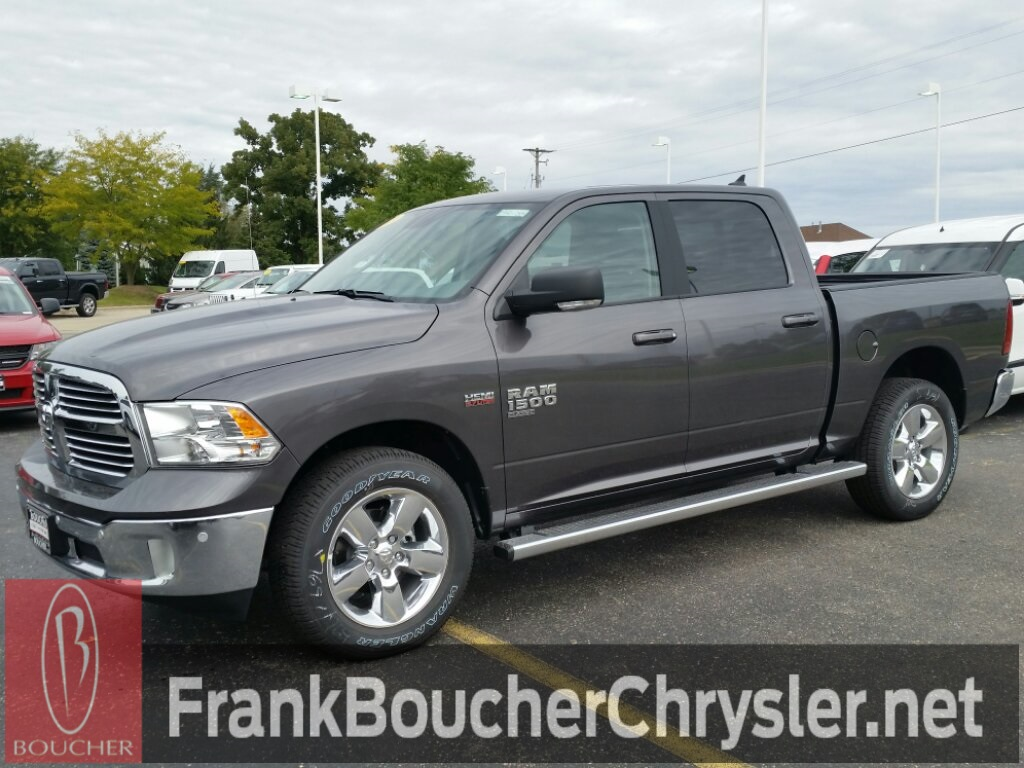 New 2019 Ram 1500 Classic Big Horn 4d Crew Cab In The Milwaukee Area
