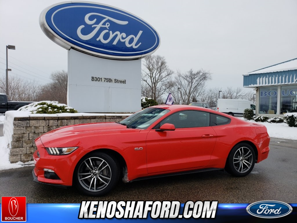 Certified pre owned 2015 ford mustang gt