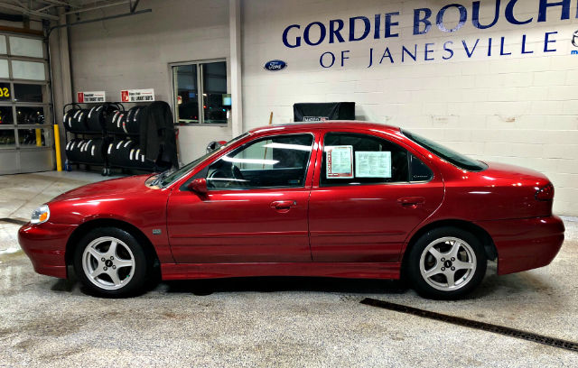 Pre Owned 1998 Ford Contour SVT