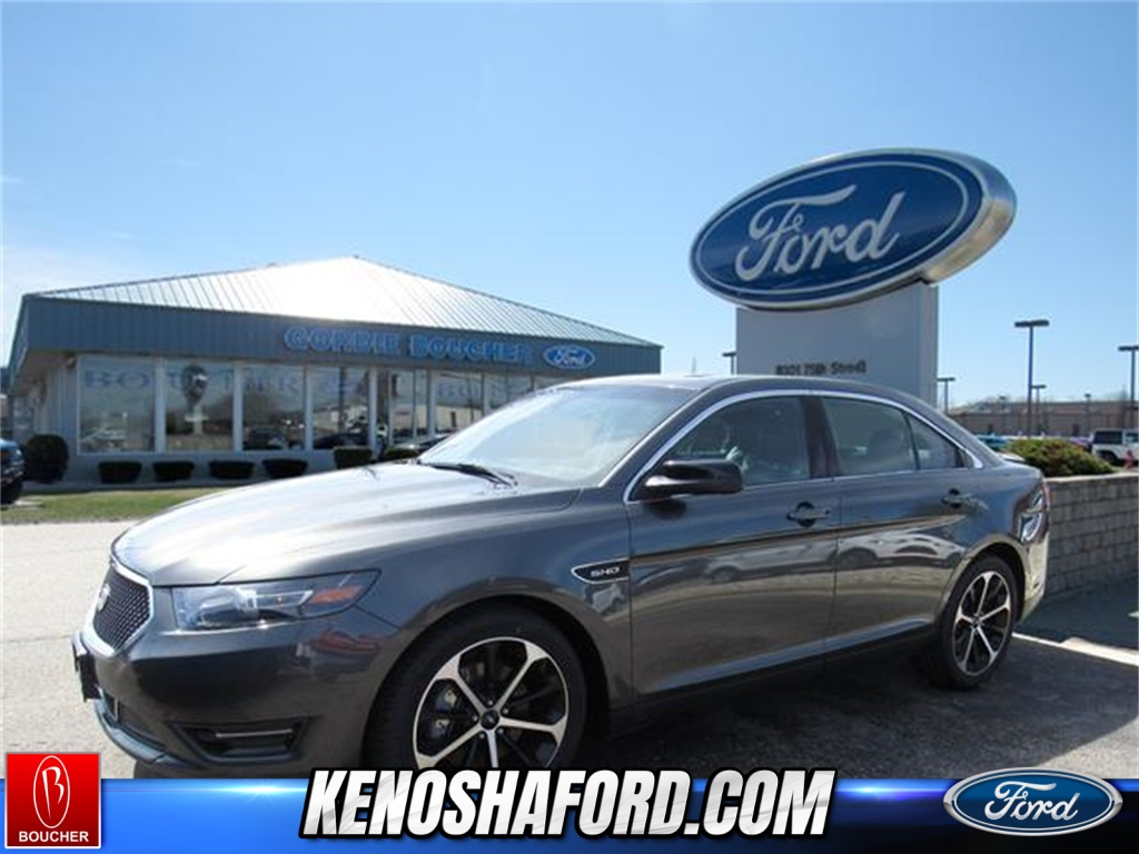 2016 Ford Taurus Sho >> Pre Owned 2016 Ford Taurus Sho 4d Sedan In The Milwaukee Area P4232