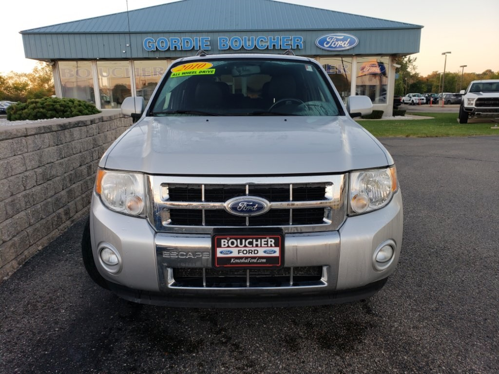 Pre owned 2010 ford escape limited