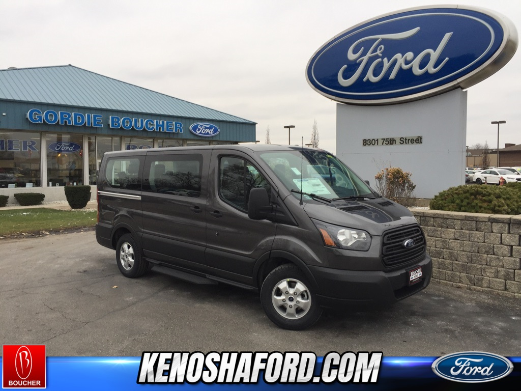 New 2019 ford transit 150 xl
