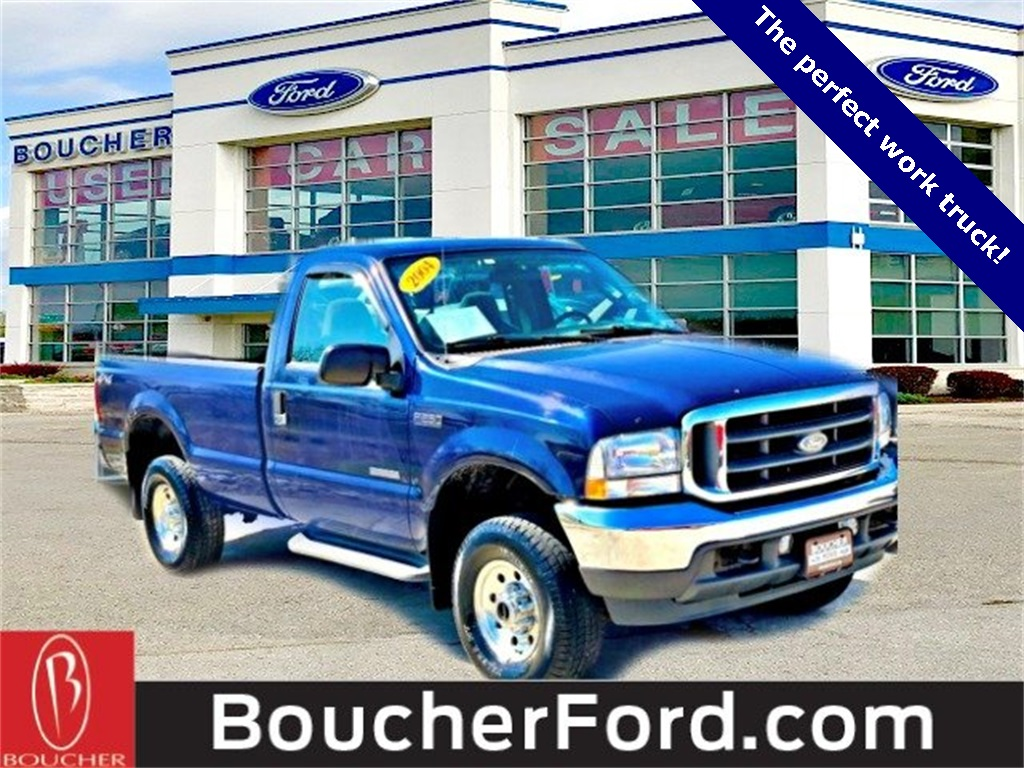 Pre-Owned 2004 Ford F-250SD XL