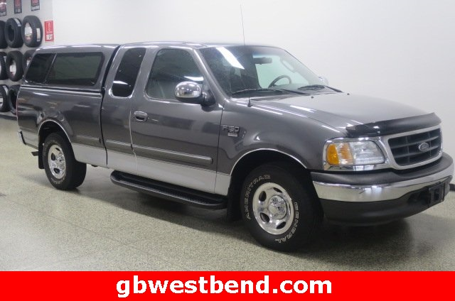 Pre-Owned 2003 Ford F-150 XLT RWD Standard Bed