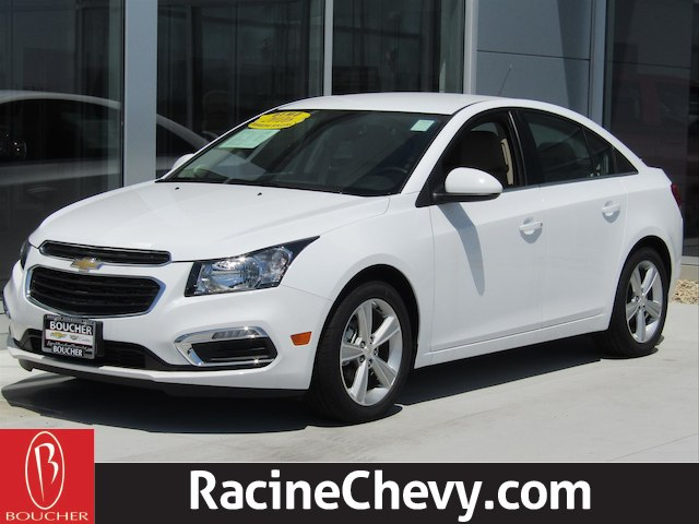 New 2016 Chevrolet Cruze Limited 2LT Auto