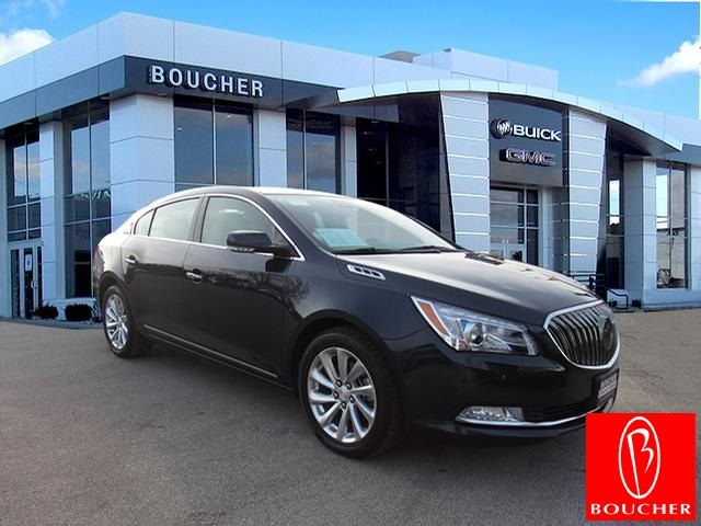 Pre Owned 2016 Buick Lacrosse Premium I Group