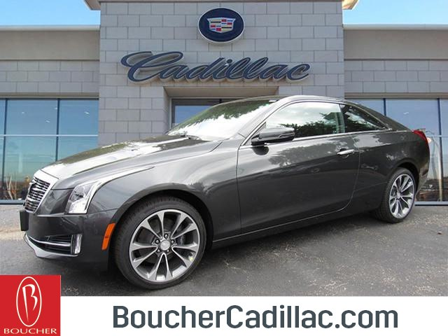 Lincoln Dealer Milwaukee >> New 2018 Cadillac ATS 2.0L Turbo Luxury Coupe in the Milwaukee area #18AP0031 | Boucher Auto Group