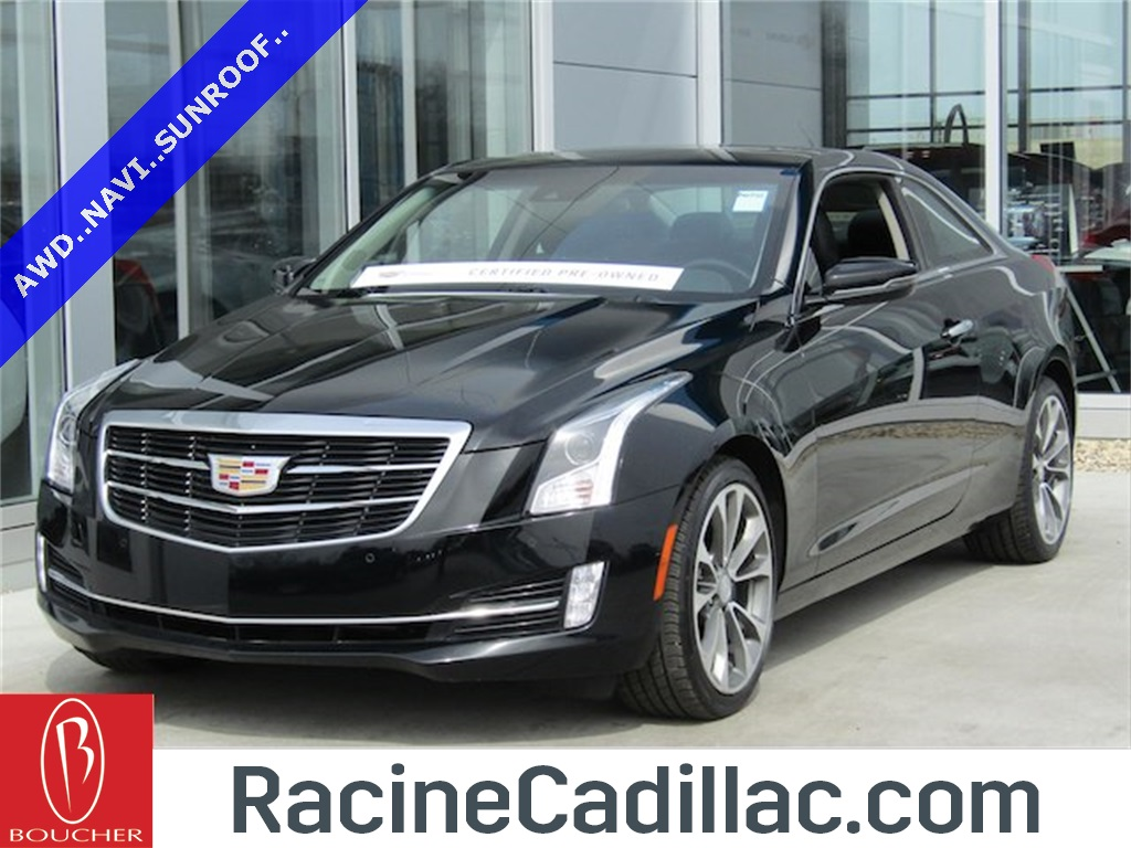 Pre Owned 2015 Cadillac ATS 3.6L Luxury
