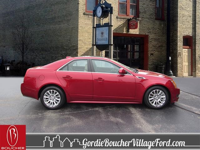 Pre Owned 2011 Cadillac CTS Luxury