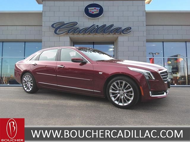 2017 Cadillac Cts 3 6 L Premium Luxury >> Certified Pre Owned 2017 Cadillac Ct6 3 6l Premium Luxury 4d