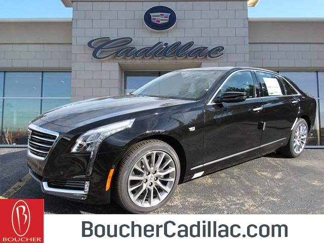 new 2018 cadillac ct6 3 0l twin turbo premium luxury sedan in the milwaukee area 18ap0060. Black Bedroom Furniture Sets. Home Design Ideas