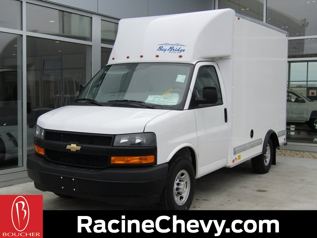 New 2018 Chevrolet Express 3500 Work Van 2d Chassis In The Milwaukee