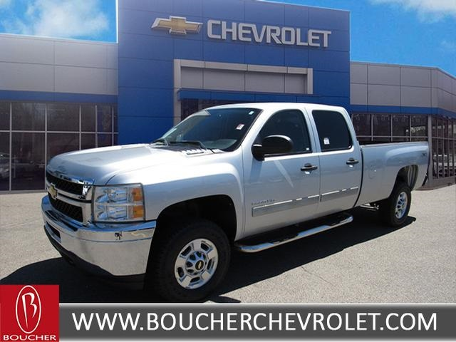 Pre Owned 2011 Chevrolet Silverado 2500hd Lt 4d Crew Cab In The