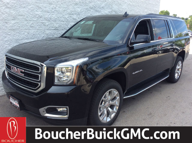 New Gmc Yukon Xl Slt Suv In The Milwaukee Area