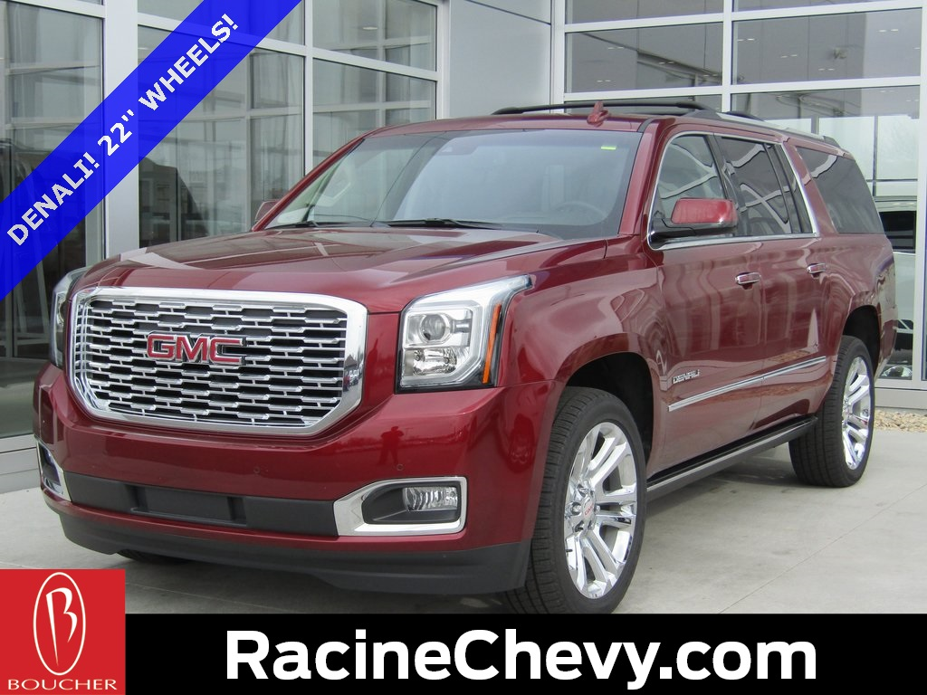 Certified Pre Owned 2018 Gmc Yukon Xl Denali 4d Sport Utility In The 1994 Jeep Grand Cherokee Driver Door Wiring Harness