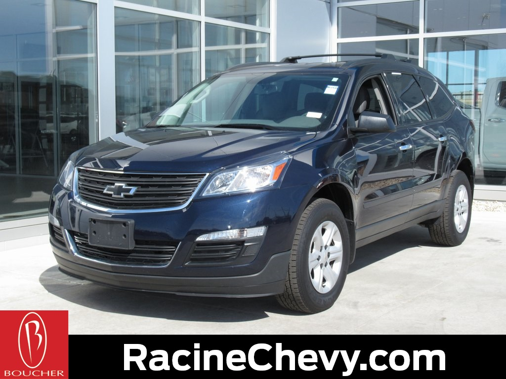 Certified Pre Owned 2017 Chevrolet Traverse Ls