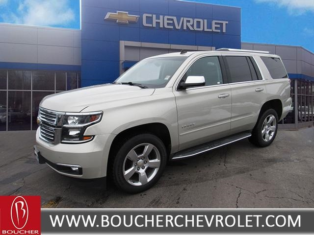 Certified Pre-Owned 2015 Chevrolet Tahoe LTZ 4D Sport Utility in the ...