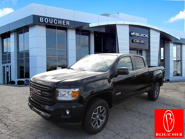 New 2019 Gmc Canyon All Terrain 4d Crew Cab In The Milwaukee Area