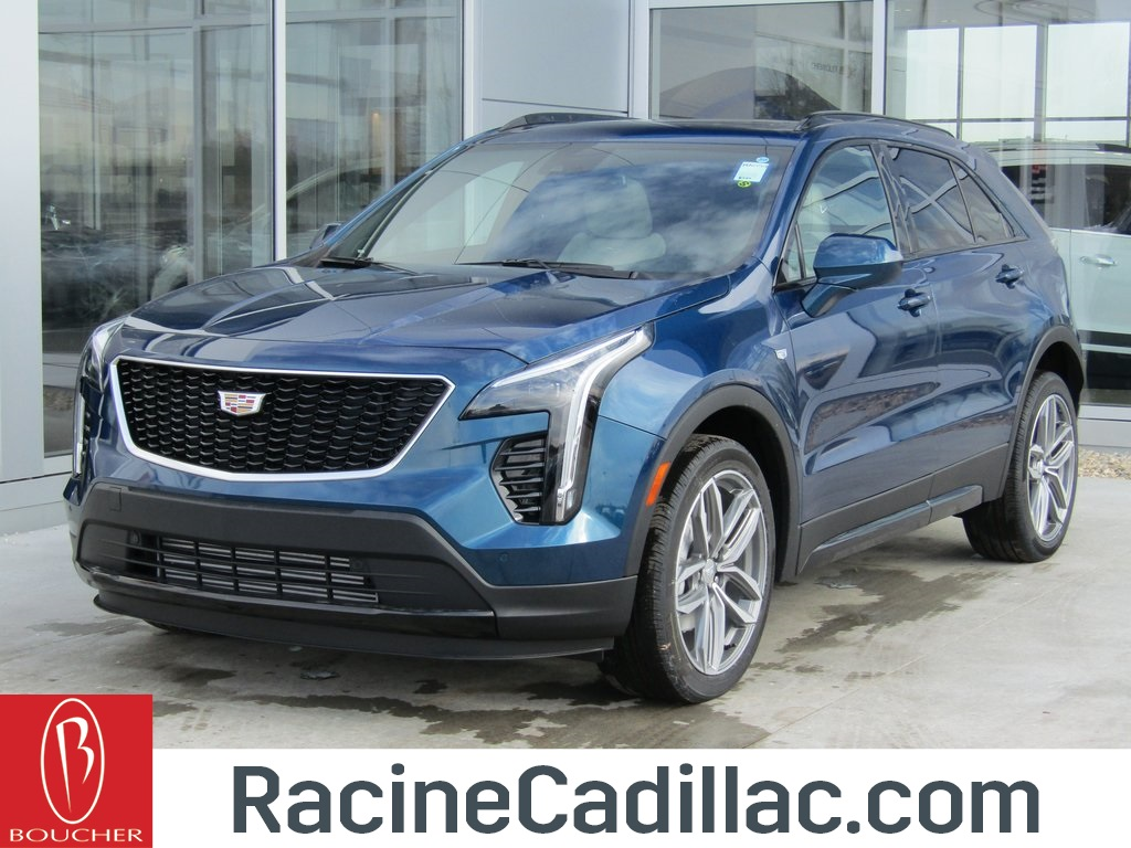 New 2019 Cadillac Xt4 Sport 4d Sport Utility In The Milwaukee Area