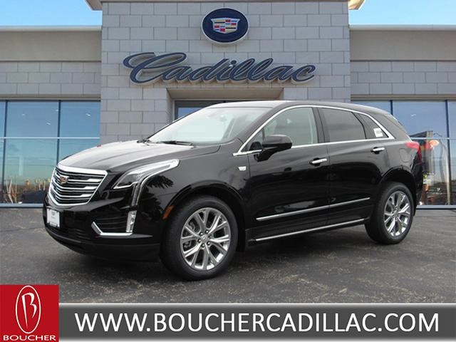 New 2019 Cadillac Xt5 Premium Luxury 4d Sport Utility In The