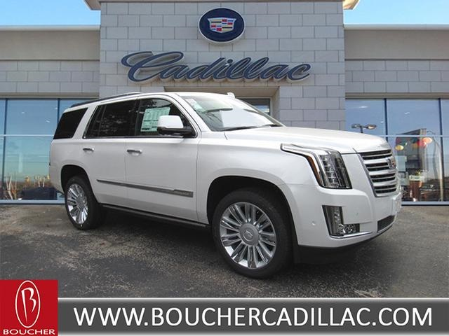 New 2019 Cadillac Escalade Platinum Edition 4d Sport Utility In The