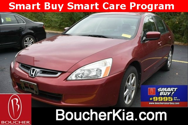 Pre Owned 2004 Honda Accord EX L