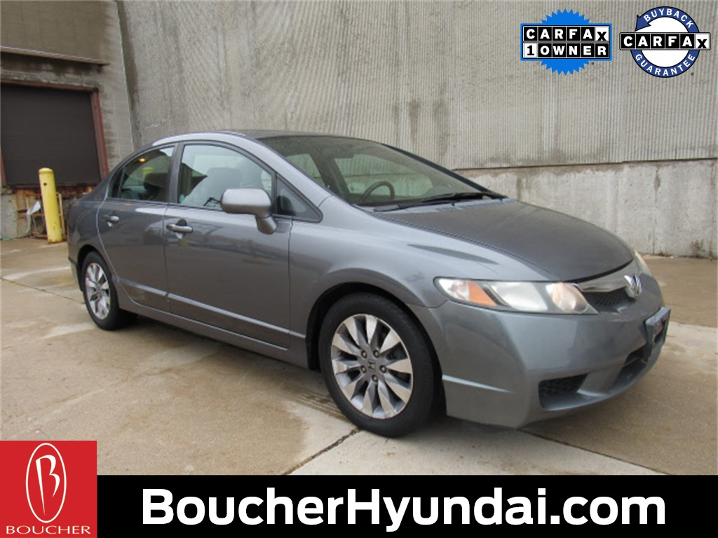 Pre Owned 2009 Honda Civic EX L