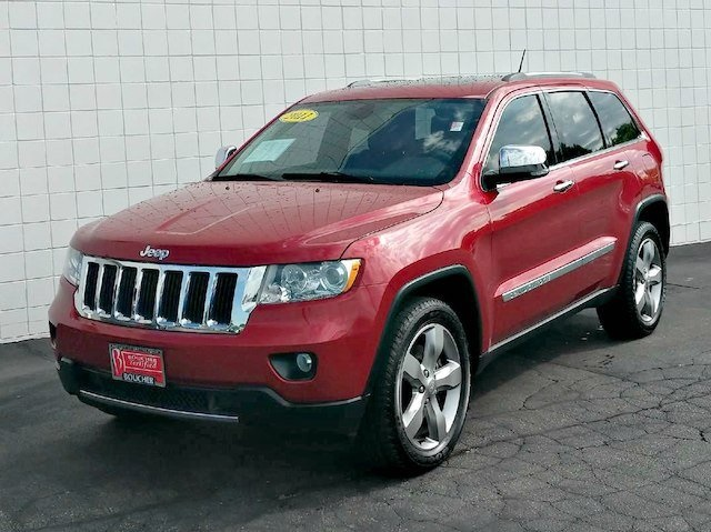 Pre Owned 2011 Jeep Grand Cherokee Limited