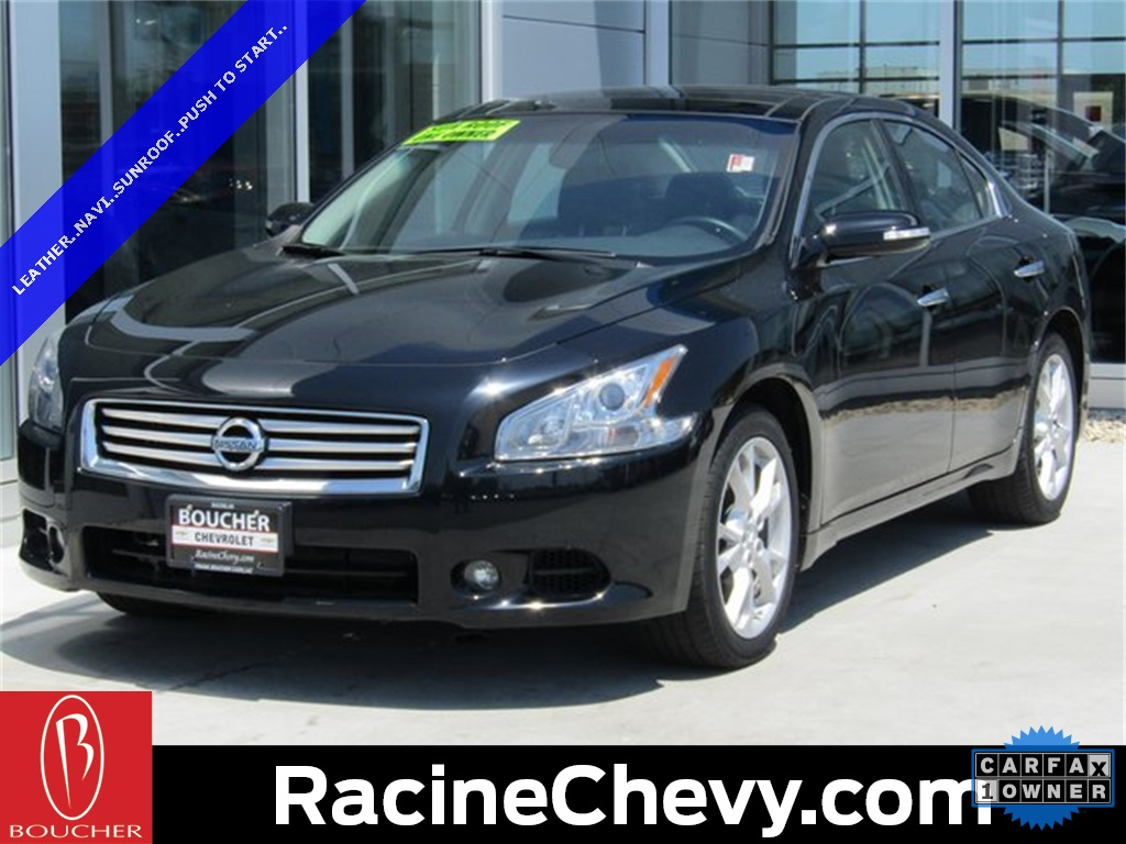 Pre Owned 2014 Nissan Maxima 3.5 SV