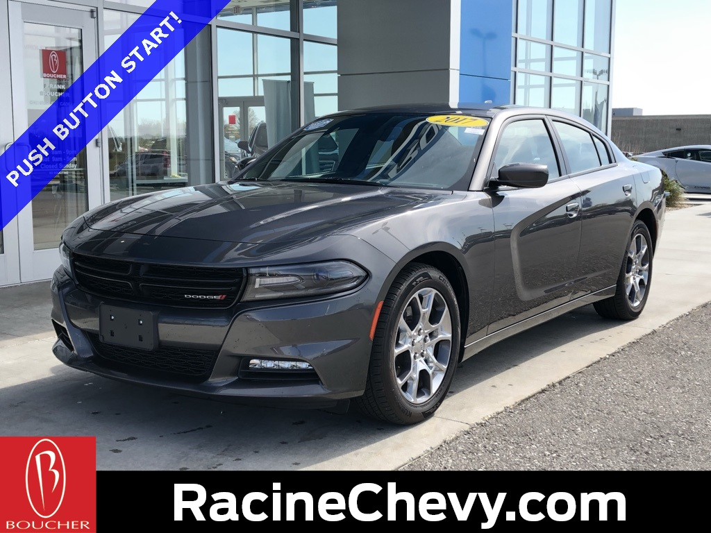 Pre Owned 2017 Dodge Charger Sxt 4d Sedan In The Milwaukee Area