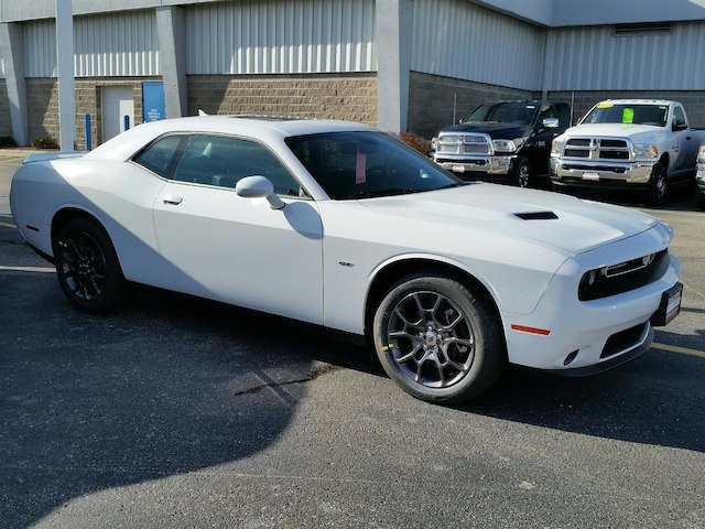 New 2018 Dodge Challenger Gt Coupe In The Milwaukee Area