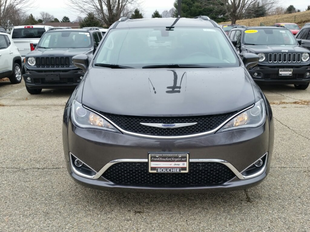 New 2019 Chrysler Pacifica Touring L Plus 4d Passenger Van In The Also 2006 Chevy Equinox Abs Traction Control Sensor