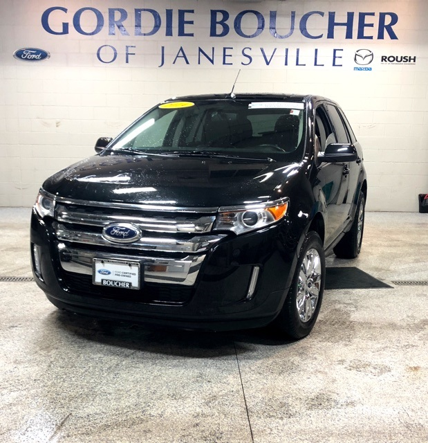 Certified Pre Owned  Ford Edge Limited