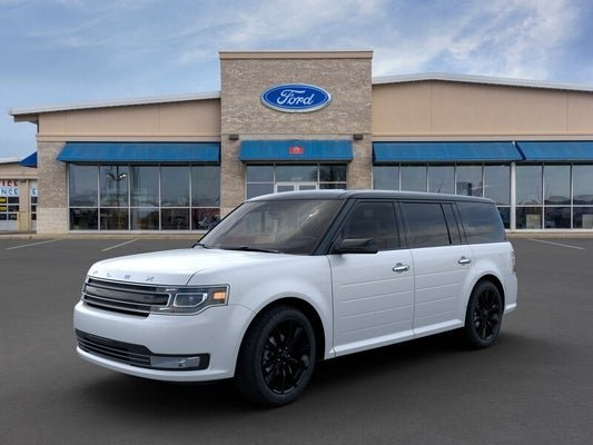 2018 Ford Flex: Comes Unchanged And Possibly As The Last Version >> New 2019 Ford Flex Limited Awd 4d Sport Utility