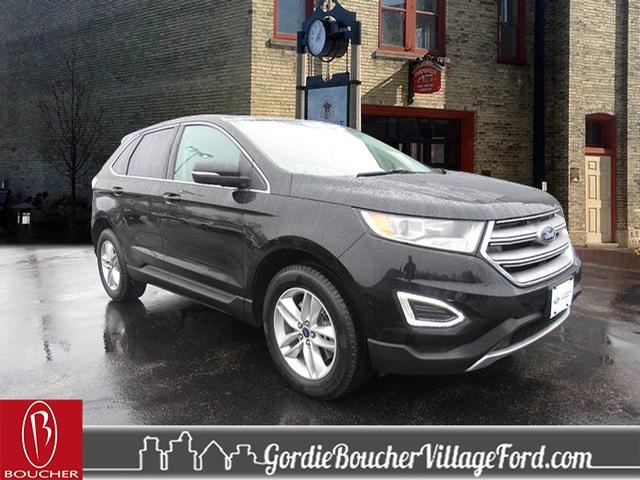 Certified Pre Owned 2017 Ford Edge Sel