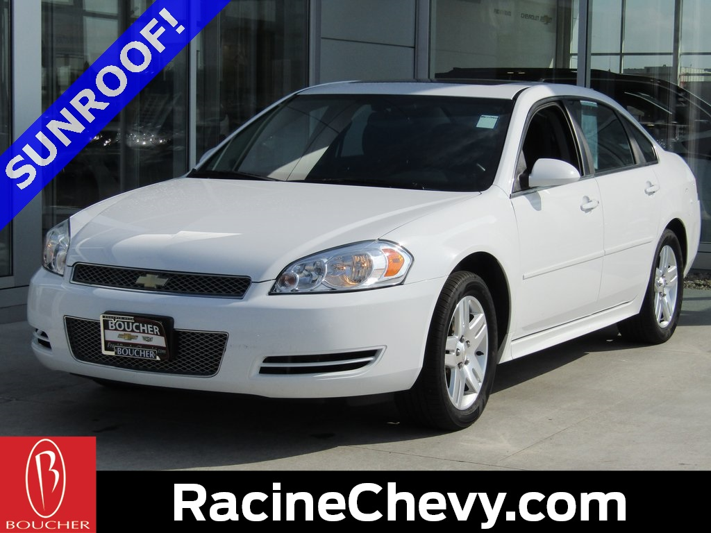 Superior Pre Owned 2013 Chevrolet Impala LT