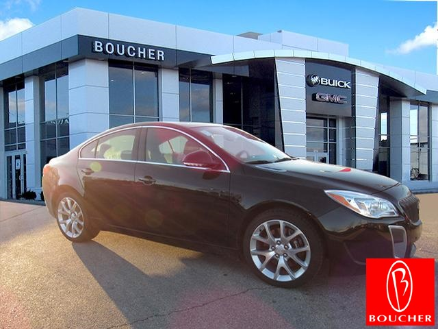 New 2017 Buick Regal Gs 4d Sedan In The Milwaukee Area 17br0363