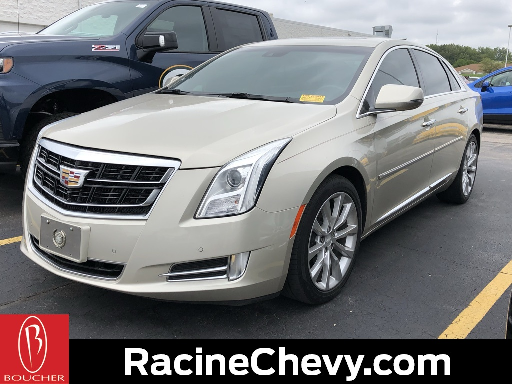 Pre-Owned 2014 Cadillac XTS Luxury FWD 4D Sedan