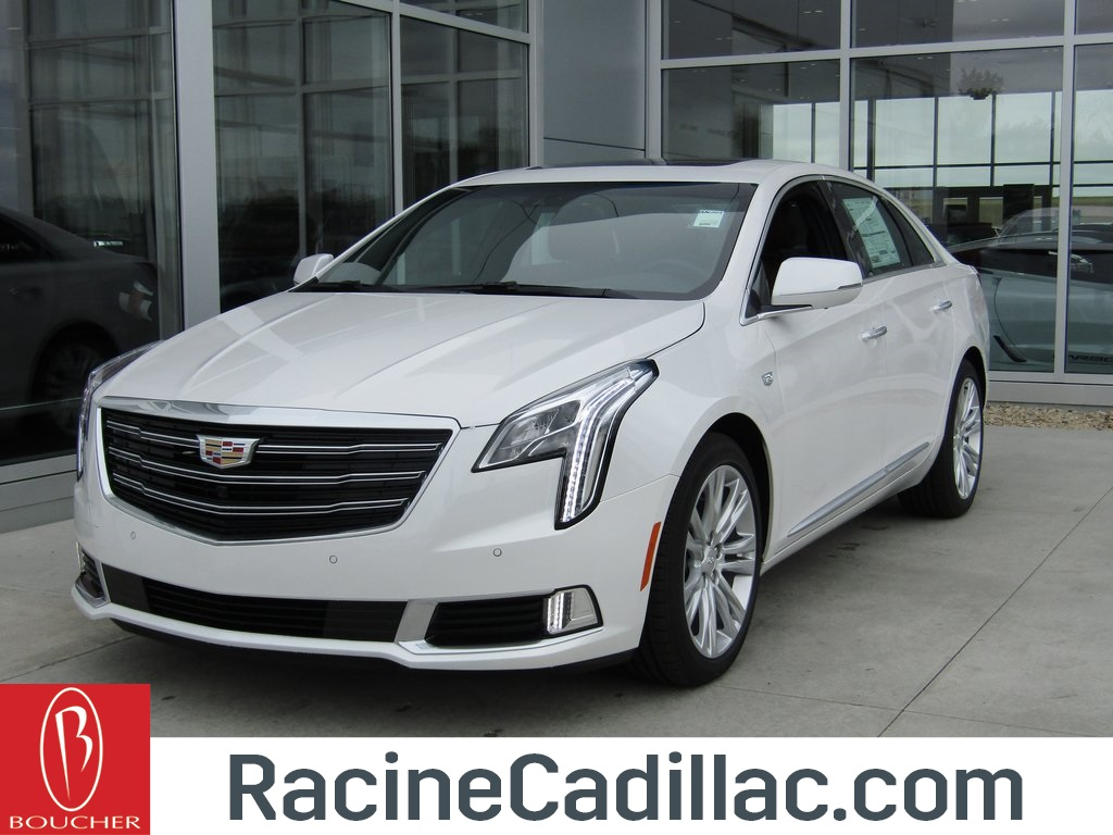 New 2019 Cadillac Xts Luxury 4d Sedan In The Milwaukee Area 19ac001