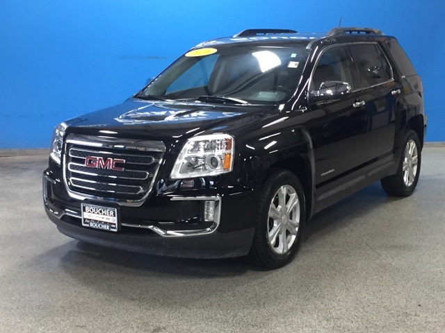 Pre Owned 2016 Gmc Terrain Slt 4d Sport Utility In The Milwaukee