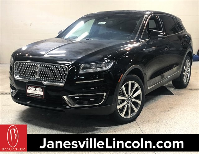 New 2019 Lincoln Nautilus Select 4d Sport Utility In The Milwaukee