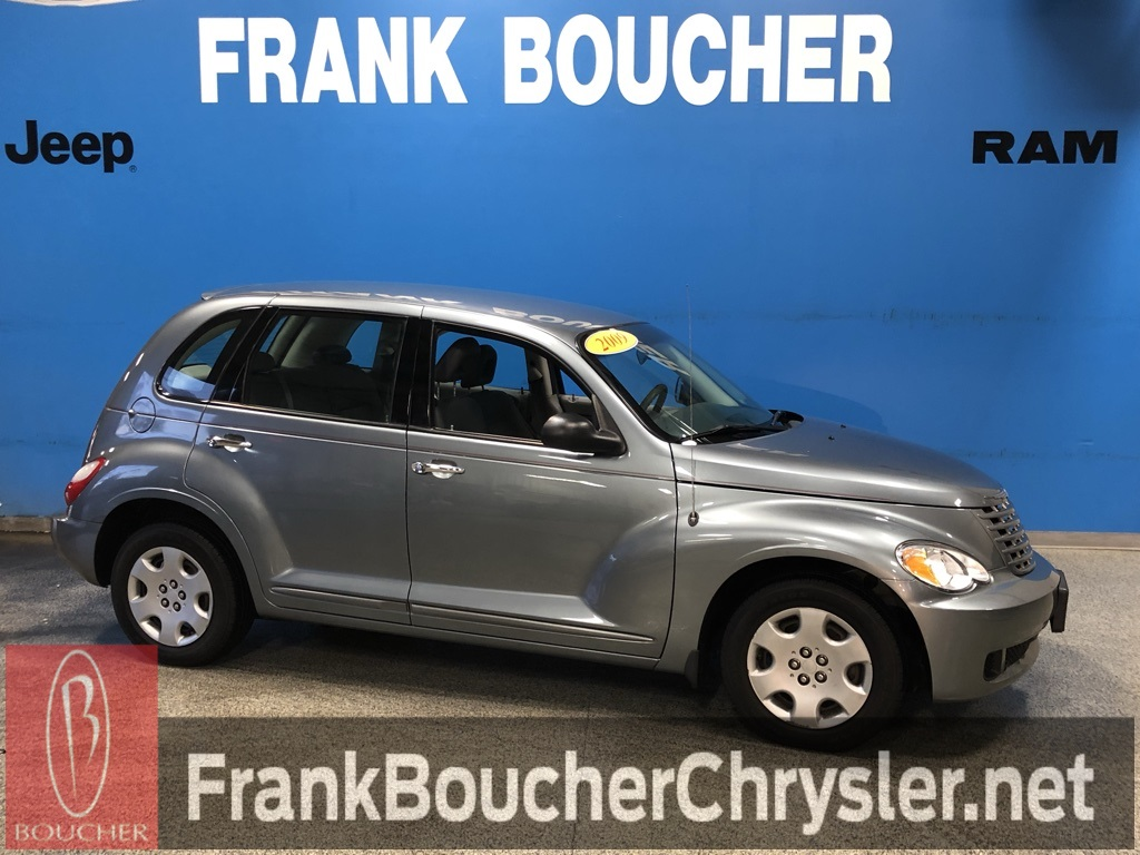 Pre-Owned 2009 Chrysler PT Cruiser LX