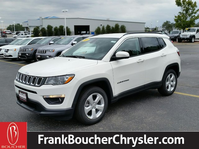 New 2018 Jeep Compass Latitude Suv In The Milwaukee Area