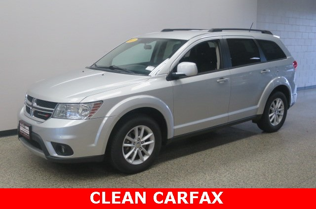 Pre-Owned 2013 Dodge Journey SXT 4D Sport Utility in the Milwaukee ...