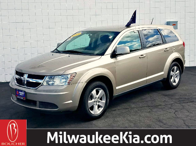 Pre Owned Dodge Journey Sxt Suv In The Milwaukee Area