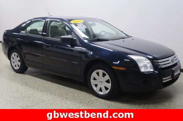 Pre-Owned 2008 Ford Fusion S