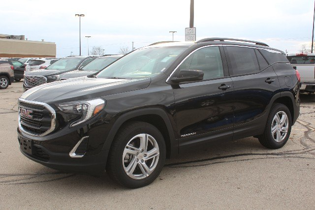 New 2018 Gmc Terrain Sle Suv In The Milwaukee Area